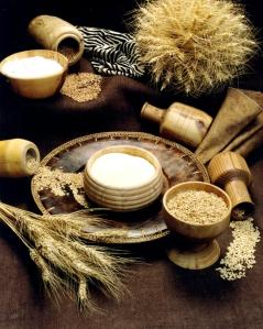 Sheaf, Wheat & Flour Montage