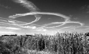 Chemtrails over Eugene, OR